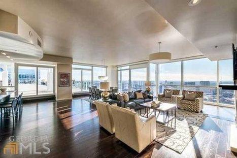 Dan Uggla's Behemoth Buckhead Condo Asking $2.75M - Curbed National | Real Estate in Metro Atlanta | Scoop.it