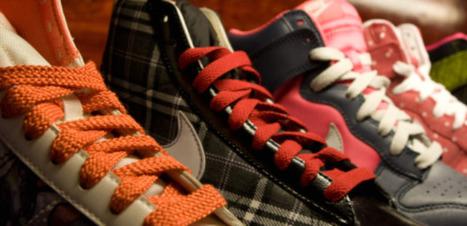 Sneaky Sneakers - A secret room for pimped-out pumps | My Secret Boston | Else than Hip-Hop | Scoop.it