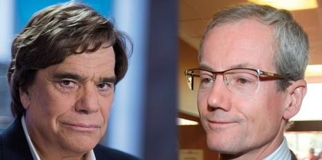 Retour sur l'étrange alliance entre Tapie et Hersant | DocPresseESJ | Scoop.it
