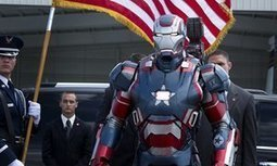 Marvel axed female villain from Iron Man 3 after fears of poor toy sales, says director | A2 Media Studies | Scoop.it