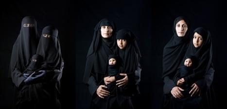 Boushra Almutawakel, photographe et son travail autour du voile | A Voice of Our Own | Scoop.it