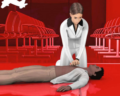 What to Do When Someone Needs CPR | heartmatters | Scoop.it
