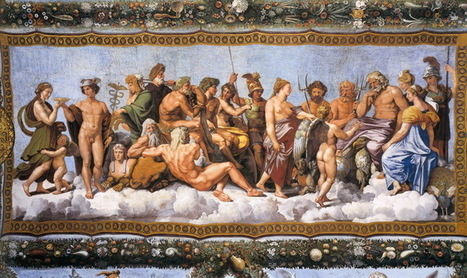 Greek Deities and Their Roman Counterparts | GreekReporter.com | Ancient Greek Religion | Scoop.it