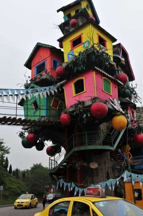 21 crazy buildings in China - china-underground.com | Public Relations & Social Media Insight | Scoop.it