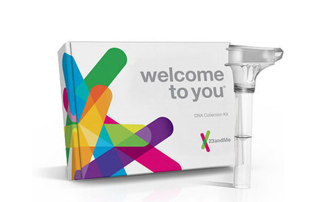 Test for Alzheimer's with Google-funded DNA kit | #Technology | Scoop.it