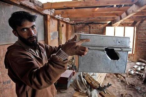 Pakistan: Indian troops kill soldier in Kashmir   India and Pakistan-Atiya T   Scoop.it