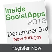 Announcing Inside Social Apps NYC 2012 - AllTwitter   Digital-News on Scoop.it today   Scoop.it