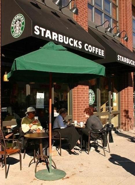 Starbucks: A New Business Strategy | starbucks | Scoop.it