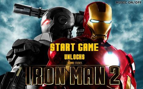 Iron Man 2 | cartoon mini | Scoop.it
