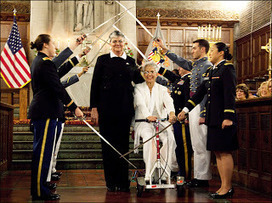 Religious right gripes over West Point wedding? Good. | Daily Crew | Scoop.it