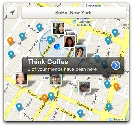 What Lies Beyond The Check-In: Foursquare To Launch Big New Redesign Next Week | ten Hagen on Social Media | Scoop.it