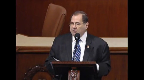 Rep. Jerrold Nadler: Federal deficit being cut too fast | The Raw Story | AUSTERITY & OPPRESSION SUPPORTERS  VS THE PROGRESSION Of The REST OF US | Scoop.it