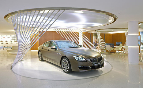 BMW opens its first brand retail store in Paris and aims for the utopian single customer experience   Brand Marketing & Branding   Scoop.it