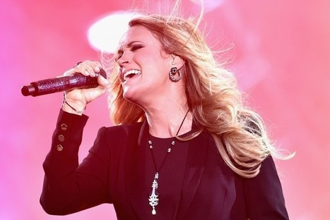 Carrie Underwood + More to Headline 2015 Watershed Festival | Country Music Today | Scoop.it