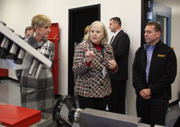 Great Bay Community College NH Advanced Manufacturing Initiative Recieves Praise from Dept. of Labor   Made Different   Scoop.it