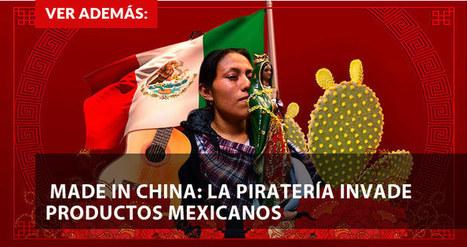 La piratería cuesta 59 mil millones de pesos de PIB a México, dice informe de IMCO | Productos de consumo | Scoop.it