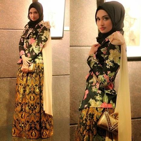 Model Baju Atasan Muslim Wanita Modern Terbaru untuk Pesta | Kumpulan Tips Kecantikan dan Kesehatan | Scoop.it