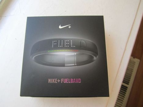 Nike Fuel Band small | Wearable technology | Scoop.it