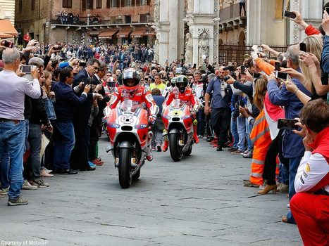 Ducati Revs Fans in Lead Up to Mugello 2015 | Ductalk Ducati News | Scoop.it