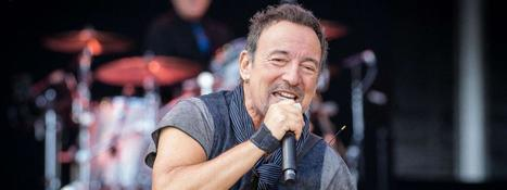 """Chapter And Verse"" : Bruce Springsteen, le ""Boss"" version vintage - France TV Info 