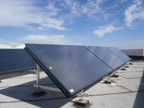 Twitter / TiSUNenergy: TiSUN SOLAR COLLECTOR. HIGH ... | green renewable energy cyprus | Scoop.it