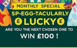 April Bingo Special of Sp-egg-tacularly Lucky | FREE BINGO | Scoop.it