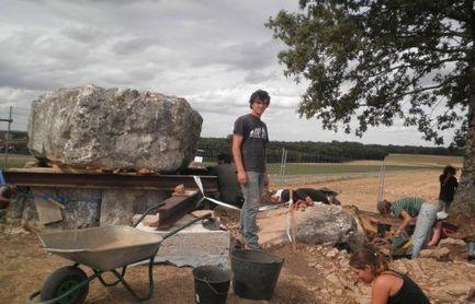 FRANCE : À la recherche du temps perdu au dolmen de Luxé | World Neolithic | Scoop.it