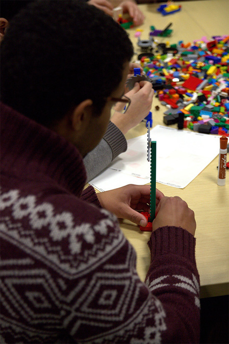 LSP Method: Learning to use Lego® Serious Play® - Substance ÉTS | #LSP | Scoop.it
