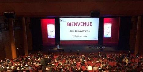 L'Entreprise du futur crée l'événement à #Lyon, 1er congrés pour la  transformation numérqiue des #pme #eti | Croissance et références du groupe VISIATIV | Scoop.it