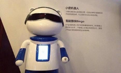 Ce robot traduit les langues étrangères en temps réel - Bluewin | INFORMATIQUE 2015 | Scoop.it