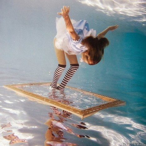 Alice on Acid : Stunning underwater photography of Alice in Wonderland. | The Blog's Revue by OlivierSC | Scoop.it
