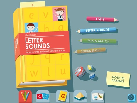 More Apps for Letter ID/Sounds | Special Needs Parenting & Blogging | Scoop.it