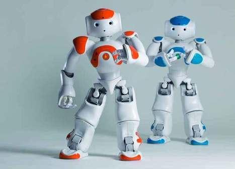 UP Magazine - Le top 10 des robots humanoïdes | Post-Sapiens, les êtres technologiques | Scoop.it