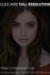Lily Collins Reunited with the JamieCampbell Bower | World News | Scoop.it