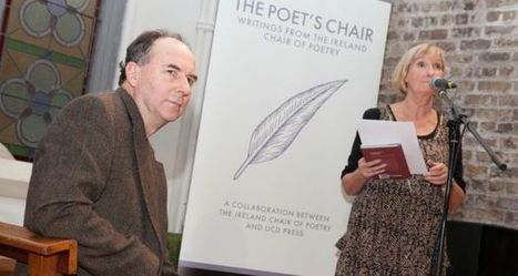 The Poet's Chair podcast:Arminta Wallace met Michael Longley, Harry Clifton and Paula Meehan to discuss poetry, | The Irish Literary Times | Scoop.it