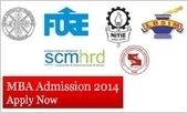 MBA Admissions 2014: Know last dates, fees, placement of leading B Schools - MBAUniverse.com | MBAUniverse | Scoop.it