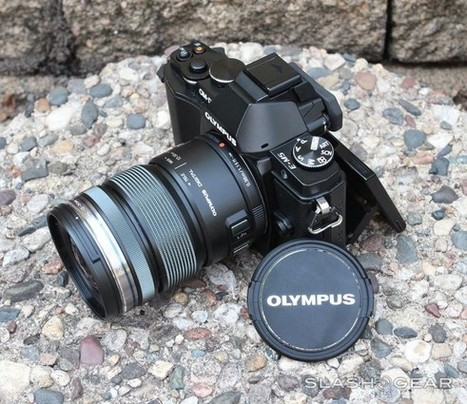 Olympus OM-D E-M5 Review - SlashGear | Olympus OMD | Scoop.it