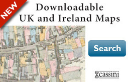 Historic Map Works, Residential Genealogy ™ | Outils TICE | Scoop.it