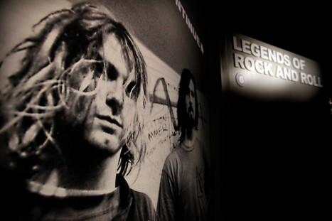 Kurt Cobain's overlooked legacy: Guitar teacher for a generation - Washington Post | Guitare | Scoop.it