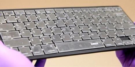 Crean un teclado que reconoce al usuario, se autorrecarga y repele la suciedad - LaFlecha | Ciberseguridad + Inteligencia | Scoop.it