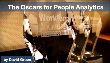The Oscars for People Analytics | Talent Analytics & The Future of Work | Scoop.it