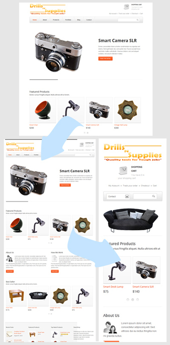 Impressive and cost effective Responsive Web Design Services | Website Development Company and their Services | Scoop.it