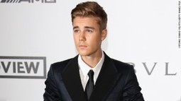 Justin Bieber on Bible lesson with top athletes   Celebrity Sports News   Scoop.it