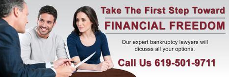 Bankruptcy lawyer San Diego | San Diego Bankruptcy Lawyer - Bankruptcy Legal Center | Scoop.it