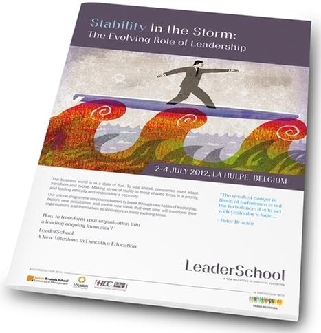 Leader School | Human Heritage Sharing Development | Scoop.it