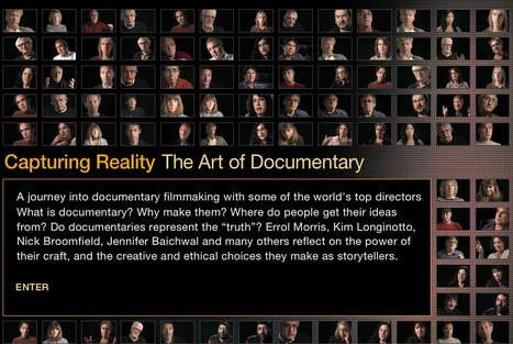 Capturing Reality: The Art of Documentary | Discovering stories | Scoop.it