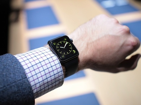 Apple Watch Introduced | The Bloggers Lab | Scoop.it