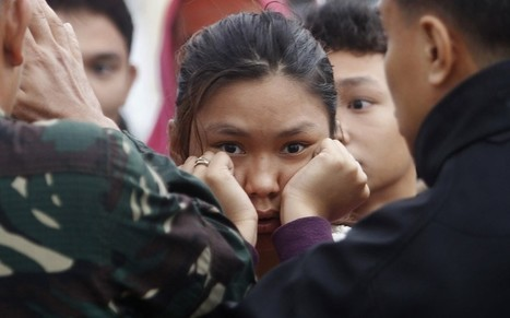 Typhoon Haiyan: 'We are failing thousands of girls at risk of rape or trafficking,' says Justine Greening - Telegraph | #Prostitution : trafic et tourisme sexuel (french AND english) | Scoop.it