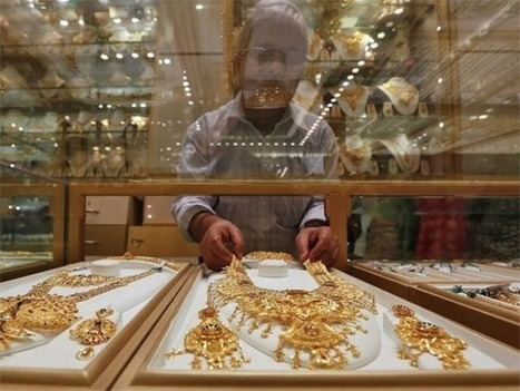 'Gold rebounds on jewellers' buying, silver jumps Rs 280/kg' @investorseurope | Mining, Drilling and Discovery | Scoop.it
