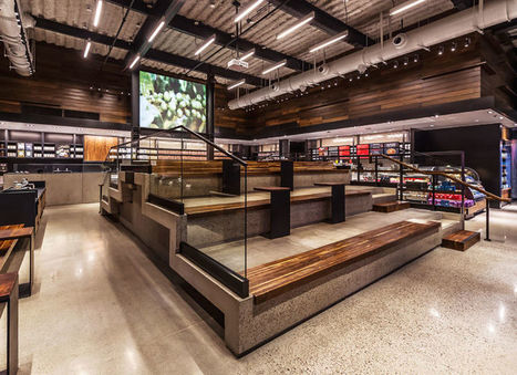 Stadium-Style Cafes : new starbucks | Retail Concept & Digital | Scoop.it